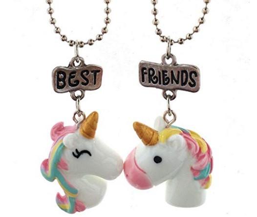 6e931f67c17b ¿No te importa que todo el mundo sepa que sois inseparables y que os  queréis con locura  BEst Friends es una colección de colgantes ...